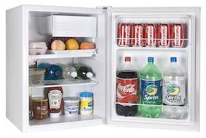 Haier HC27SF22RW  Refrigerator/Freezer