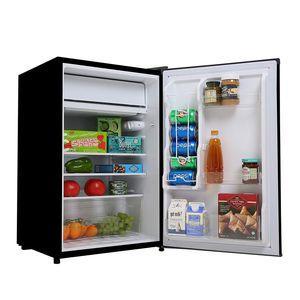 BLACK DECKER BCRK43B Compact Refrigerator
