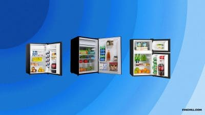 10 Best Mini Fridges with Freezer (Reviews)