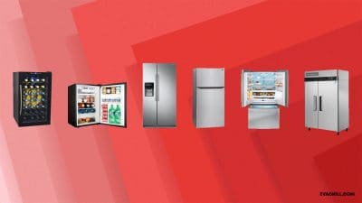 Different Types of Refrigerators with Pros and Cons