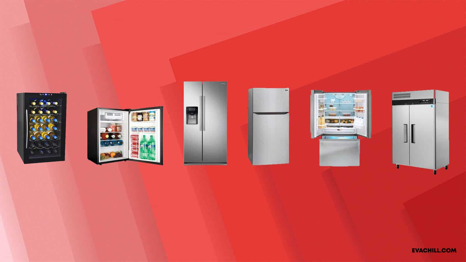 Different Types Of Refrigerators With Pros Cons