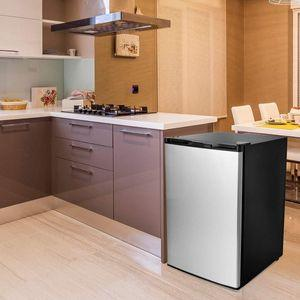COSTWAY Compact Single Door Upright Freezer
