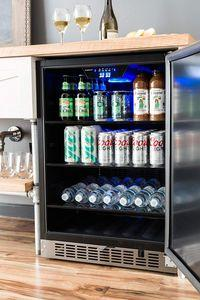 EdgeStar Modular Beverage Cooler Under-Counter