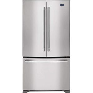 Maytag Wide French door Steel refrigerator