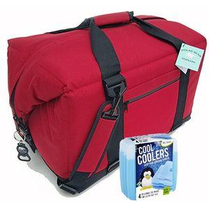 Polar Bear Coolers Nylon Series Soft Cooler Tote