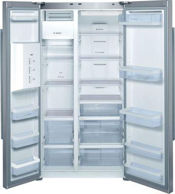 Bosch Linea B22CS30SNS Side by Side Fridge