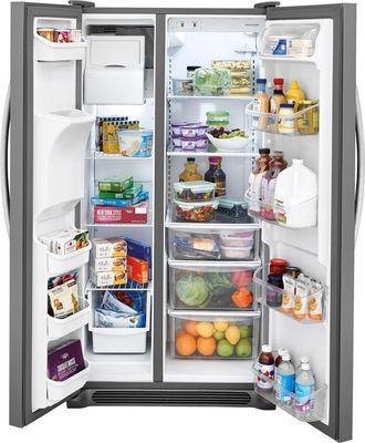 Frigidaire FFSS2615TS Side by Side Refrigerator