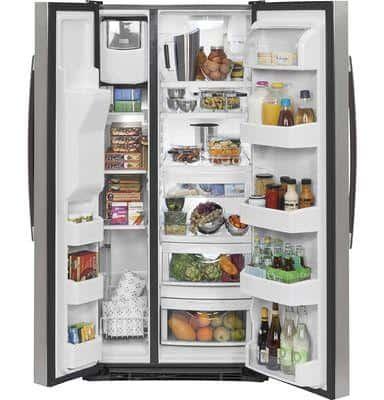 GE GSS23GSKSS Side Refrigerator