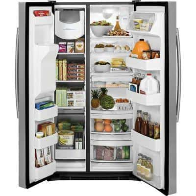 GE GSS25GSHSS Side by Side Fridge