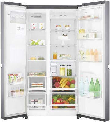 LG GS-L668PNL Side by Side Fridge