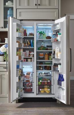 Sub-Zero BI-36S/S/PH Side Fridge