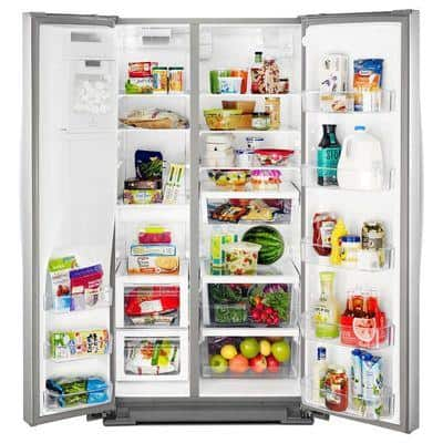 Whirlpool WRS588FIHZ Side by Side Fridge