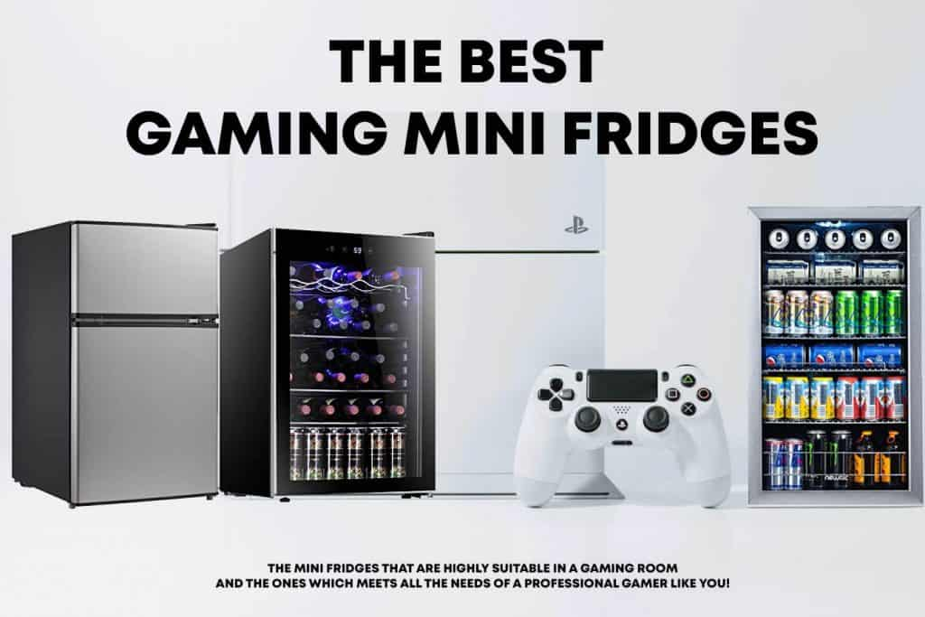 Best Gaming Mini Fridges of 2020